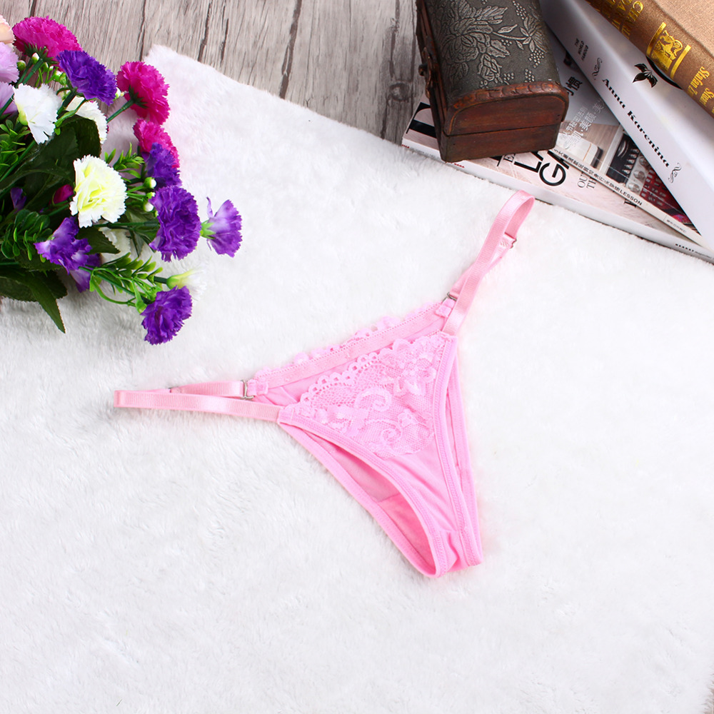 978111b6bf27 Home / Intimates / Panties / sexy G-string underwear panties brief lace  seamless sexy women thong Knickers transparent lingerie ...