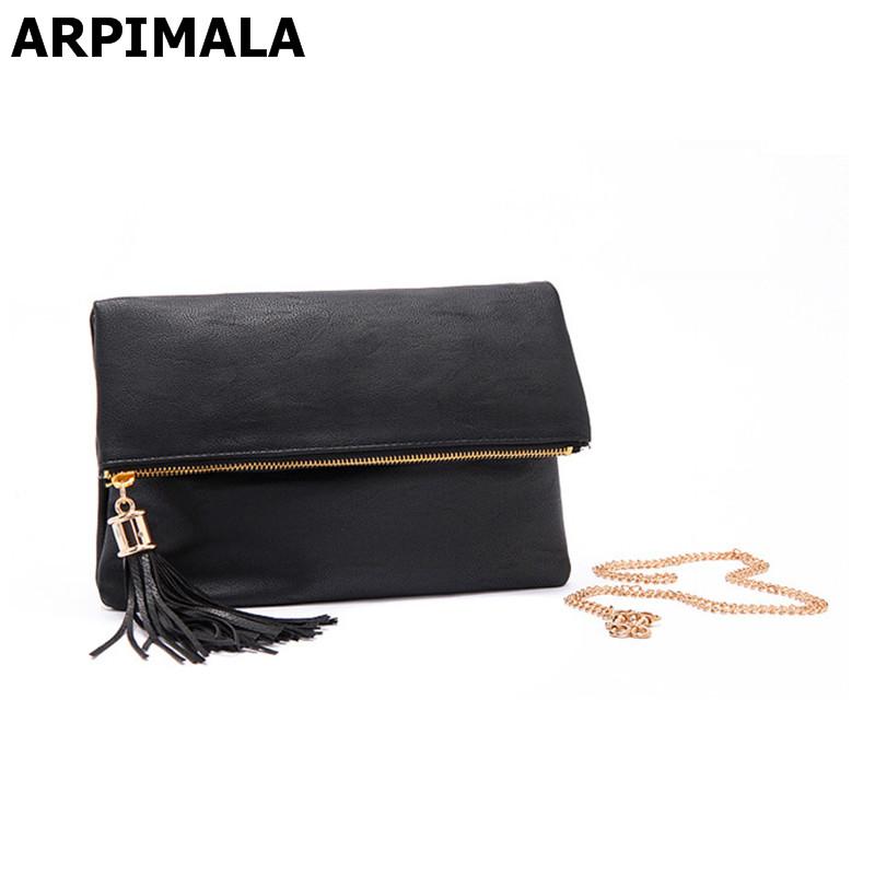 Sale! Home   Bag   Accessories   Shoulder Bags   ARPIMALA 2017 Luxury Women  Leather Handbag Designer Women Bag Clutch Bag High Quality Messenger Bag  Famous ... e4bd6971c7563