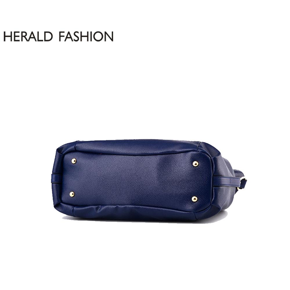 267c9044fec2 Sale! Home   Bag   Accessories   Shoulder Bags   Herald Fashion Designer  Women Handbag Female PU Leather Bags Handbags ...
