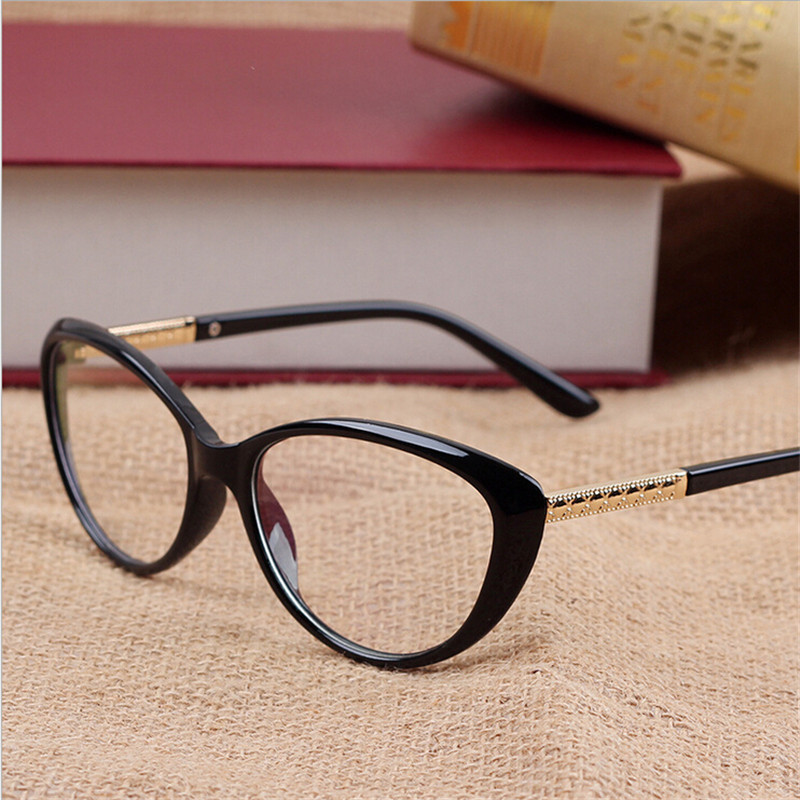 864364abe7 Home   GLASSES   KOTTDO Women Retro Cat Eye Eyeglasses Brand Spectacles  Glasses Optical ...