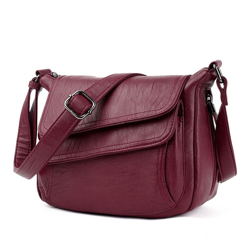 Kavard Women Leather Handbags New Style Women Bag sac a main femme ...