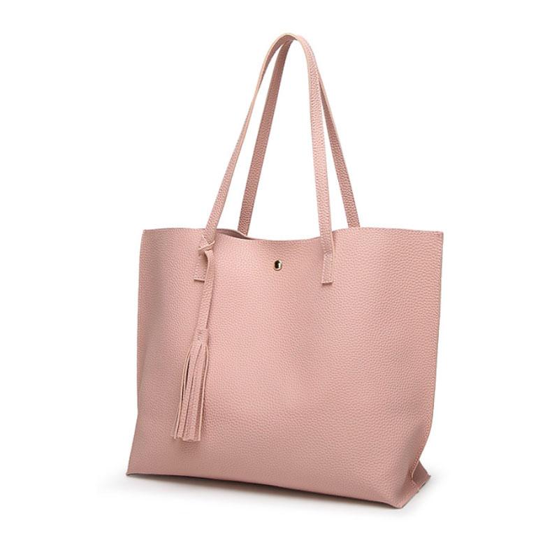 Ankareeda Luxury Brand Women Shoulder Bag Soft Leather Tophandle
