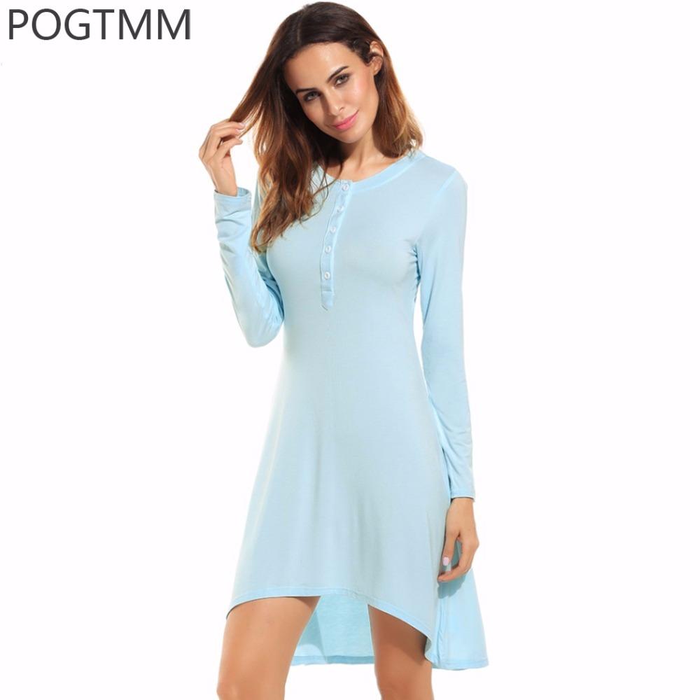 Sexy long nightdress