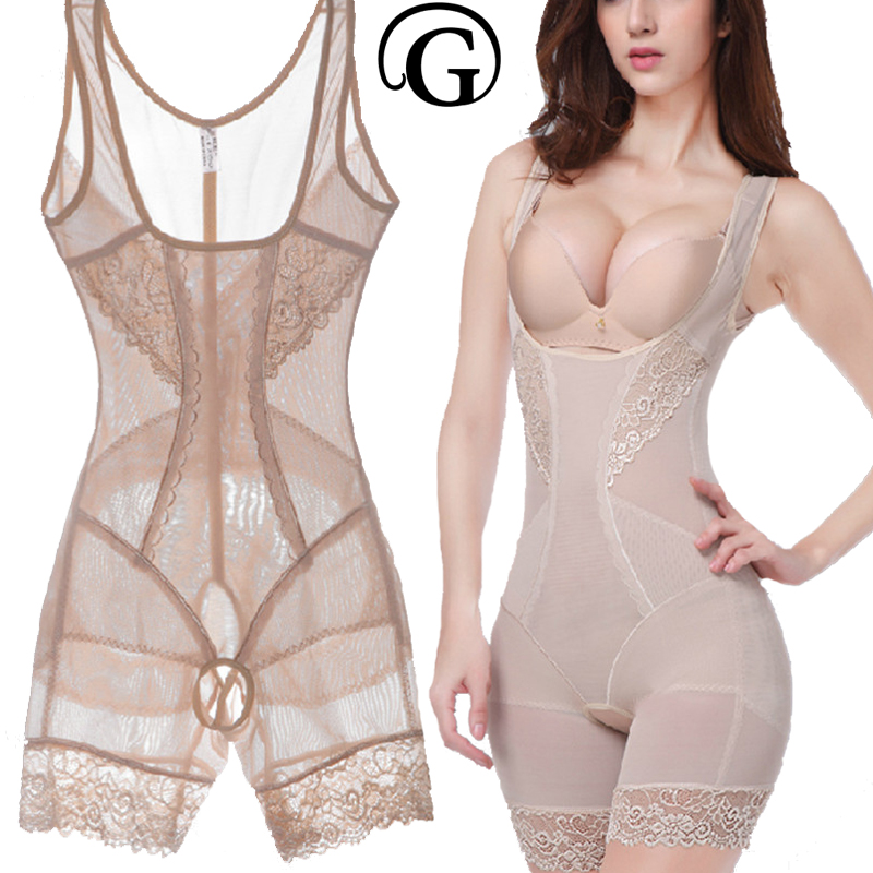 27e97f6c113 Sale! Home   Intimates   Body Shaper   PRAYGER Lace Women Butt Lifter  Sculpting Shapewear Full Body Control Corset Slimming Abdomen Lift Bras ...