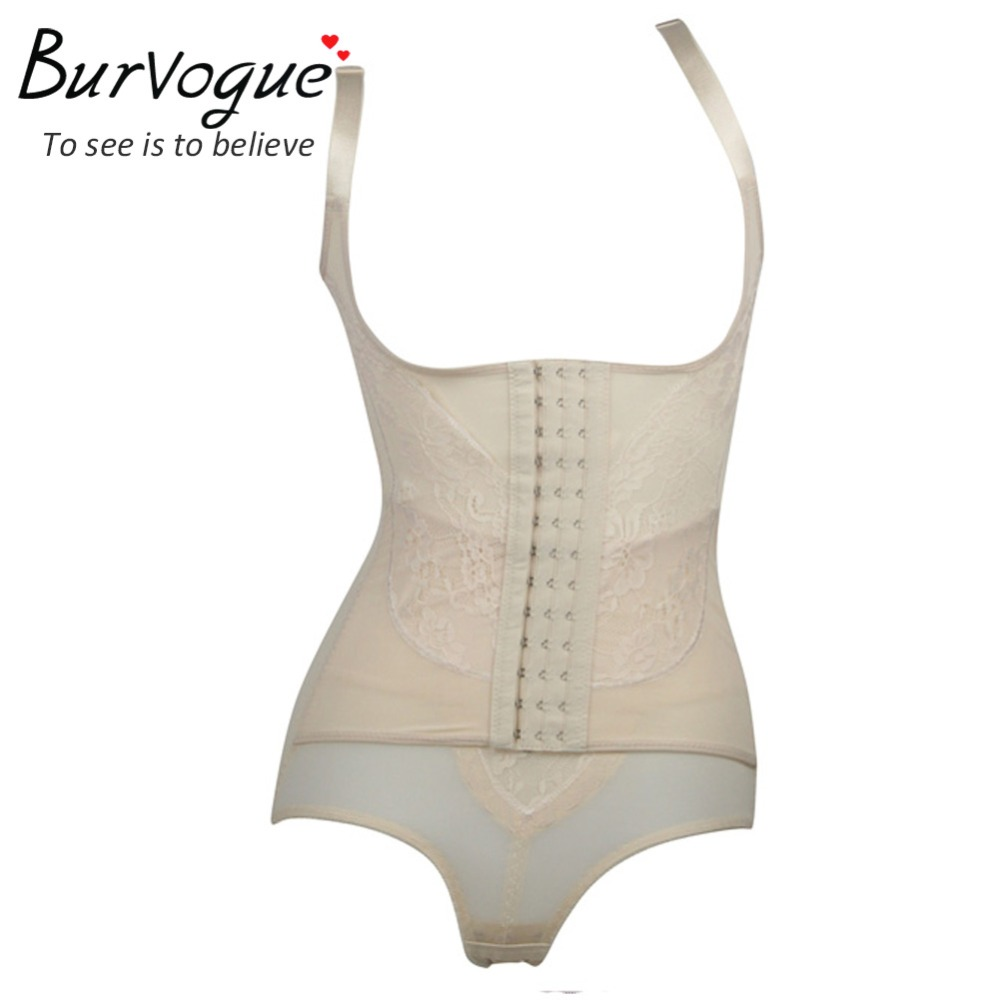 bdded43473 Sale! Home   Intimates   Body Shaper   Burvogue Women Shaper Butt Lift  Shaper Firm Tummy Body Shapers Underbust Slimming Bodysuit ...