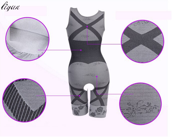 9fd18bb387 Sale! Home   Intimates   Body Shaper   Promotion !!! Women s body shaper  High Quality Slim Corset Slimming Suits Bodysuit Shapewear Bamboo Charcoal  ...