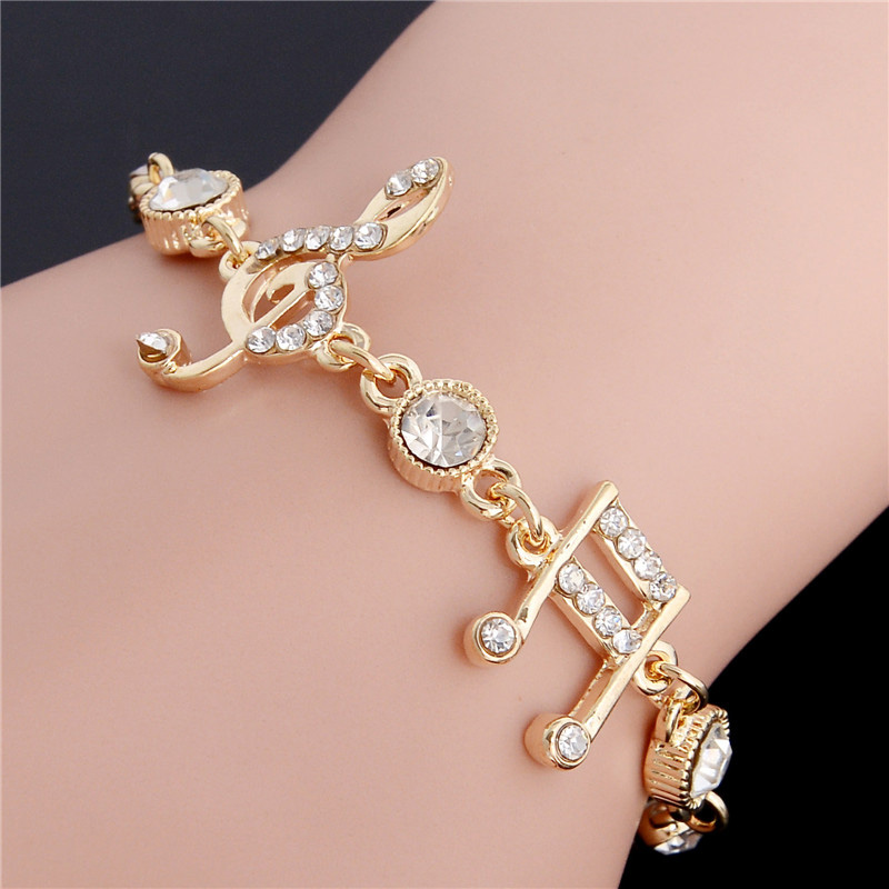 arafa bracelet female silver gold